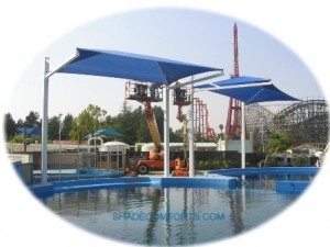NorCAL Cantilevered Pool Cover